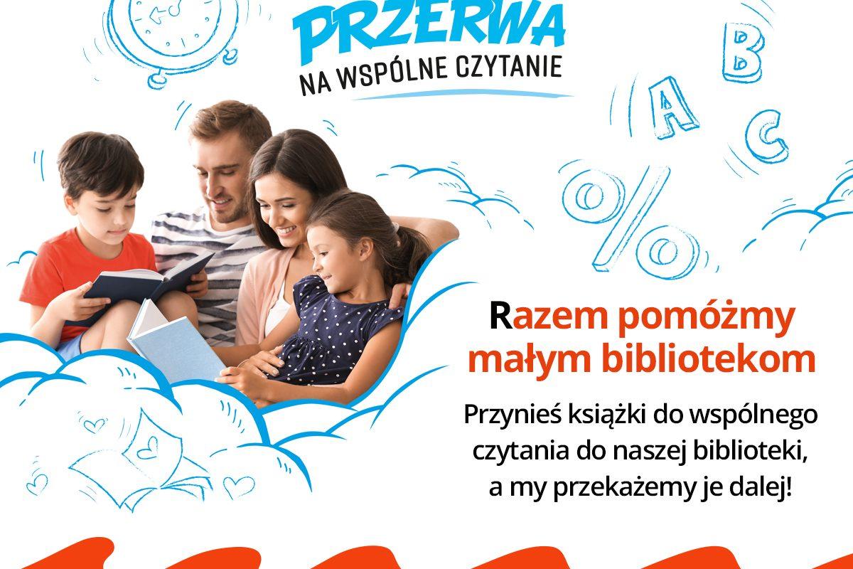 Przerwa na wspólne czytanie