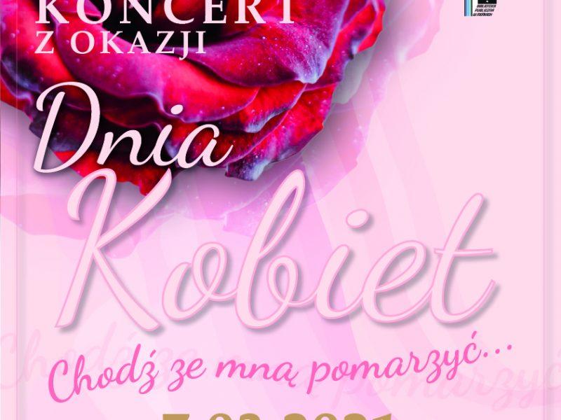 Koncert z okazji Dnia Kobiet!