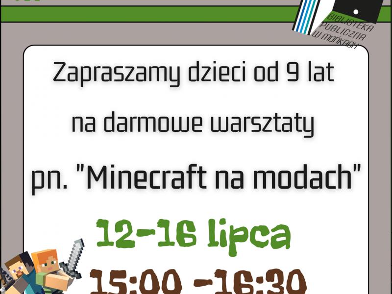 Minecraft na modach
