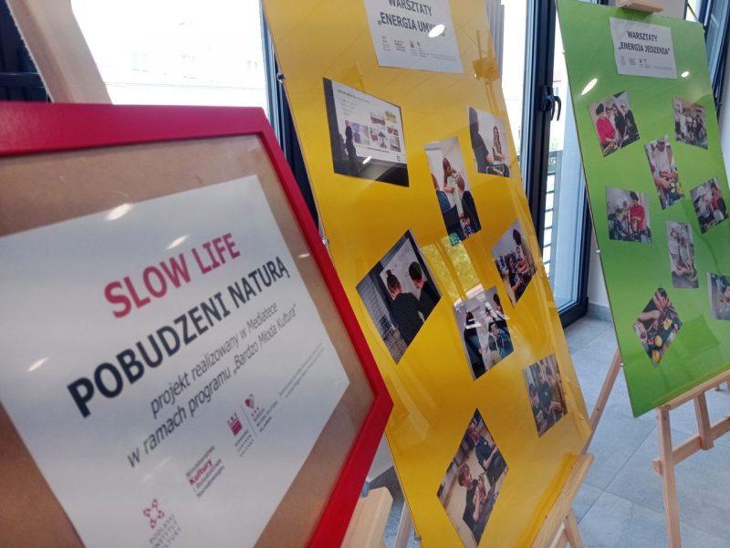 Slow life – wystawa