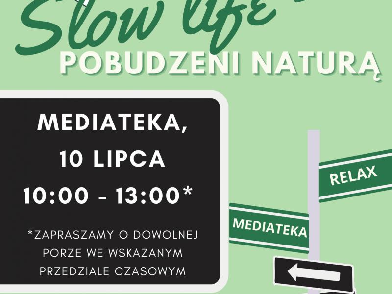 Gra terenowa – Slow Life