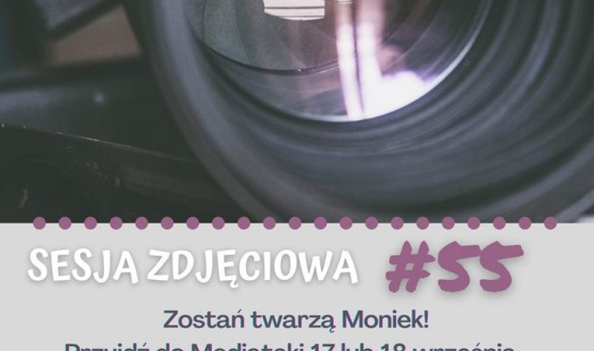 Zaproszenie – Sesja fotograficzna!