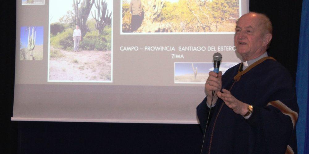 Misje w Argentynie i Chile
