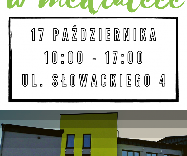Zapraszamy na Dzień Otwarty w Mediatece!