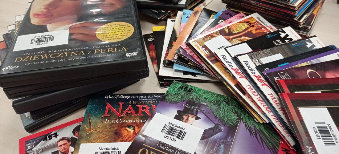 Klasyki kina w Mediatece!