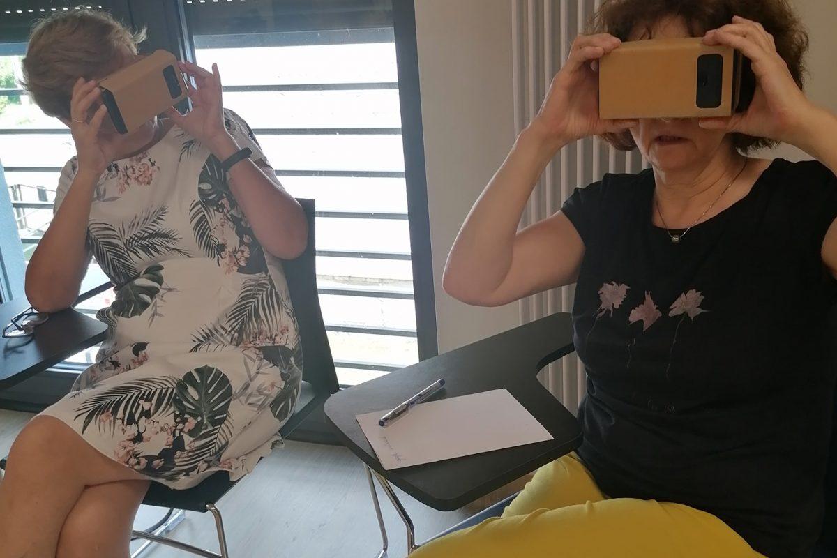 Wirtualna rzeczywistość w bibliotece