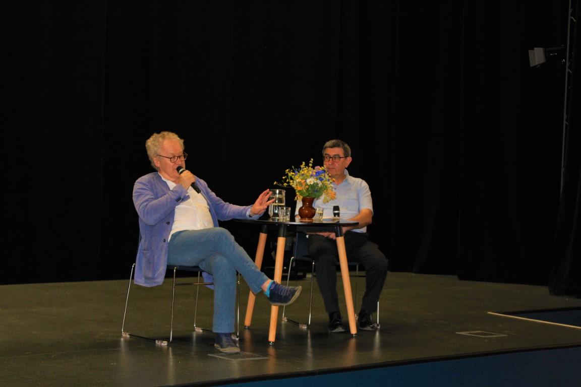 Spotkanie z reżyserem Piotrem Glińskim